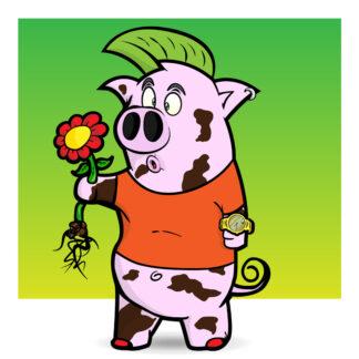 Porky Punx #318