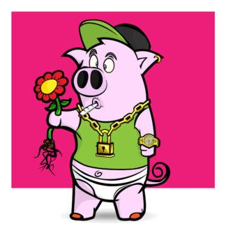 Porky Punx #329