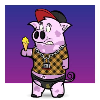 Porky Punx #11