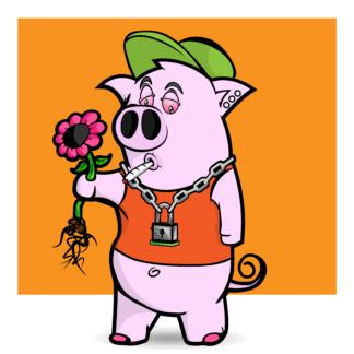 Porky Punx #56