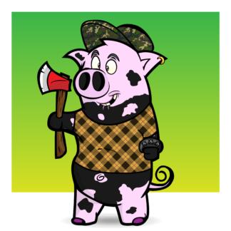 Porky Punx #112
